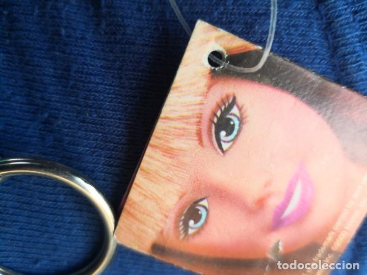 Barbie y Ken: 2 llaveros coleccionable Barbie año 2002 - Foto 3 - 187590616