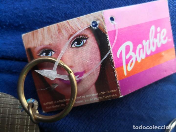 Barbie y Ken: 2 llaveros coleccionable Barbie año 2002 - Foto 5 - 187590616