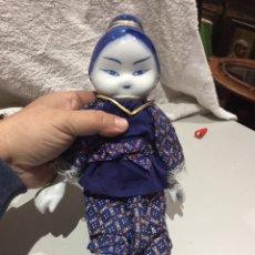 Barbie y Ken: MUÑECA DE PORCELANA ANTIGUA - JAPONESA - VER LAS FOTOS. Lote 190101080