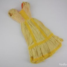 Barbie y Ken: VESTIDO ORIGINAL BARBIE RIZOS - CONGOST / MATTEL SPAIN, 1983. Lote 190647085