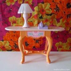 Barbie y Ken: TELÉFONO MÁGICO BARBIE PINK MAGIC. DE MATTEL. AÑOS 90. Lote 191380407