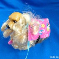 Barbie y Ken: BARBIE - PERRO COCKER ORIGINAL BARBIE, LLEVA UN MECANISMO Y FUNCIONA! SM. Lote 191603447