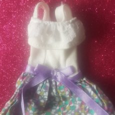 Barbie y Ken: VESTIDO DE MUÑECA VIOLETTA DISNEY CHANNEL. BARBIE. Lote 191659481
