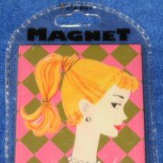 Barbie y Ken: IMAN NEVERA BARBIE - MATTEL (2004). Lote 191750431