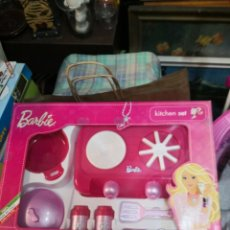 Barbie y Ken: SET DE COCINA BARBIE KITCHEN SET MADE IN ITALY . Lote 192639958