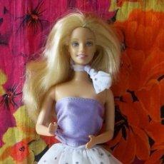 Barbie y Ken: CONJUNTO PRET A PORTER LAVANDA-BARBIE CONGOST-AÑOS 80. Lote 192935126
