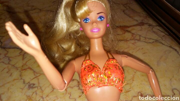 Barbie y Ken: Lote 7 ropa Barbie , workin out aerobic , fashion avenue , hula hair , sit in style - Foto 4 - 193584362