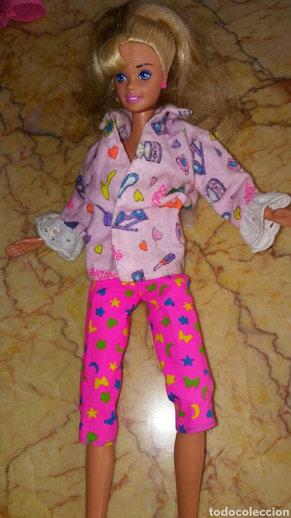 Barbie y Ken: Lote 7 ropa Barbie , workin out aerobic , fashion avenue , hula hair , sit in style - Foto 5 - 193584362