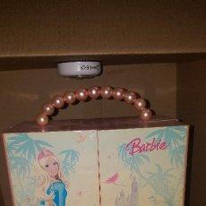 Barbie y Ken: ANTIGUO ROPERO JOYERO BARBIE MUSICAL . Lote 193830980