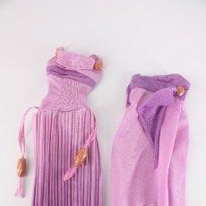 Barbie y Ken: CONJUNTO VESTIDO Y FALDA ORIGINALES MEGARA / HÉRCULES - DISNEY MATTEL, 1997. Lote 194356897