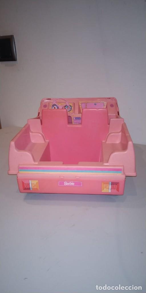 Barbie y Ken: COCHE DE LA MUÑECA BARBIE. DESCAPOTABLE. - Foto 2 - 194509600