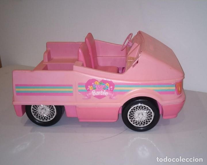 Barbie y Ken: COCHE DE LA MUÑECA BARBIE. DESCAPOTABLE. - Foto 3 - 194509600