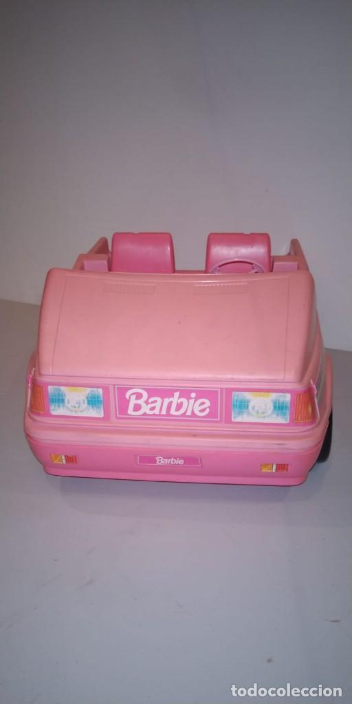 Barbie y Ken: COCHE DE LA MUÑECA BARBIE. DESCAPOTABLE. - Foto 4 - 194509600