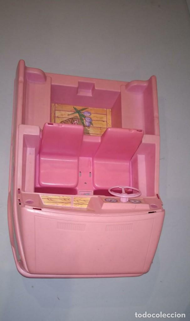 Barbie y Ken: COCHE DE LA MUÑECA BARBIE. DESCAPOTABLE. - Foto 5 - 194509600