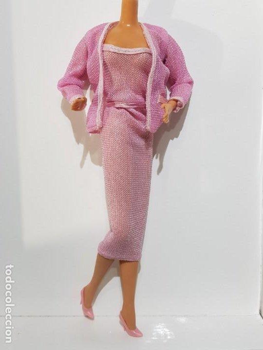 Barbie y Ken: Conjunto barbie per show fashions 3659-1986 - Foto 2 - 194513263