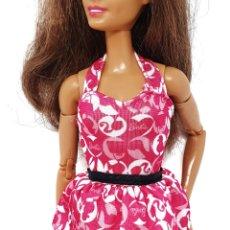 Barbie y Ken: MINI VESTIDO DE BARBIE GLAM SCOOTER. Lote 194601110