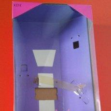 Barbie y Ken: CAJA VACÍA BARBIE HOLLYWOOD 1992.. Lote 194630150
