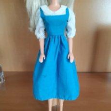 Barbie y Ken: VESTIDO BARBIE BELLA. Lote 194658897