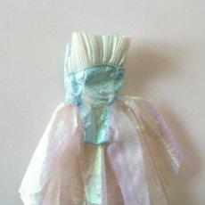 Barbie y Ken: BARBIE MONO BODY BUBBLE ANGEL 1994 // ROPA ANTIGUA AÑOS 90. Lote 194676857