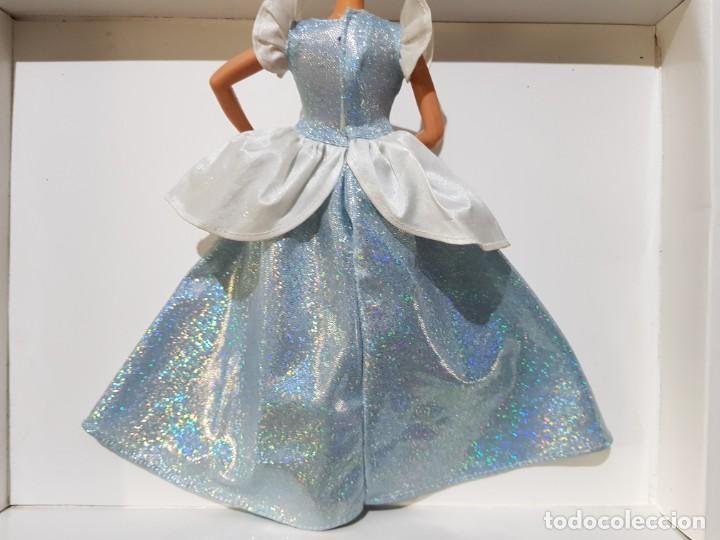 Barbie y Ken: vestido disney cenicienta - Foto 2 - 194873410