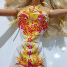 Barbie y Ken: VESTIDO BARBIE . Lote 194968007