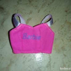 Barbie y Ken: TOP CAMISA DE MUÑECA BARBIE. Lote 195050073