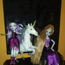 Barbie y Ken: LOTE DE MONSTER HIGH. Lote 195063481