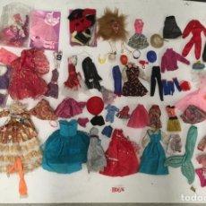Barbie y Ken: LOTE DE ROPA BARBIE ANTIGUA. Lote 195220901