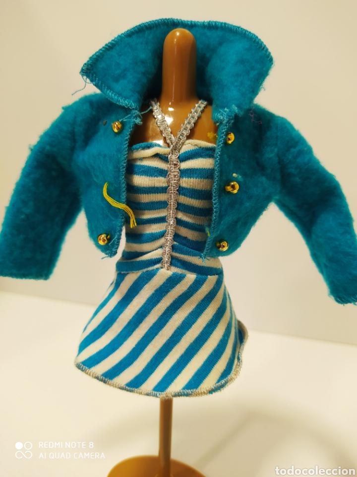 Barbie y Ken: Conjunto Barbie turquesa - Foto 2 - 195357808