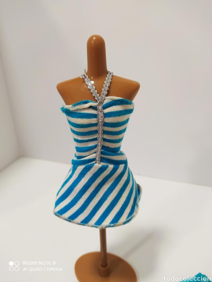 Barbie y Ken: Conjunto Barbie turquesa - Foto 5 - 195357808