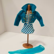 Barbie y Ken: CONJUNTO BARBIE TURQUESA. Lote 195357808