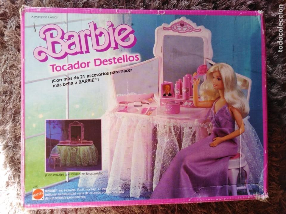 Barbie y Ken: Tocador destellos de Barbie - Foto 3 - 215901441