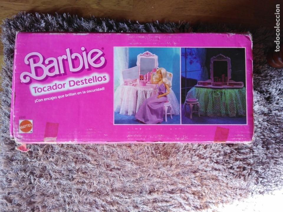 Barbie y Ken: Tocador destellos de Barbie - Foto 4 - 215901441