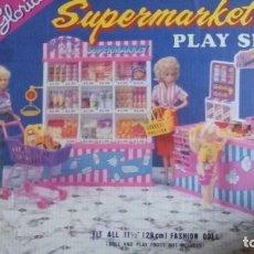 Barbie y Ken: SUPERMERCADO SUPER MERCADO SUPERMARKET GLORIA BARBIE PLAY SET. Lote 198215075