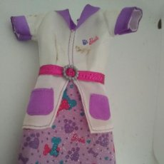Barbie y Ken: VESTIDO BARBIE. Lote 198423397
