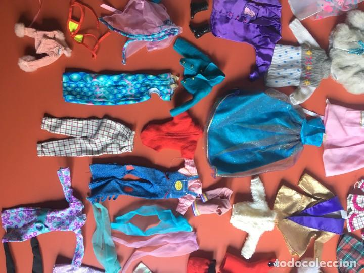 Barbie y Ken: LOTE ROPA - VESTIDOS ACCESORIOS DE MUÑECA - MUCHO DE BARBIE - ¿NANCY? - VER FOTOS ADICIONALES - Foto 11 - 200776872
