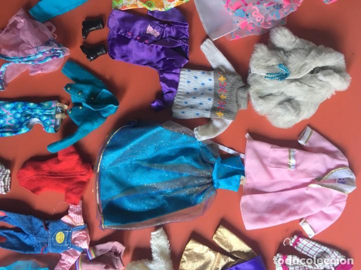 Barbie y Ken: LOTE ROPA - VESTIDOS ACCESORIOS DE MUÑECA - MUCHO DE BARBIE - ¿NANCY? - VER FOTOS ADICIONALES - Foto 12 - 200776872