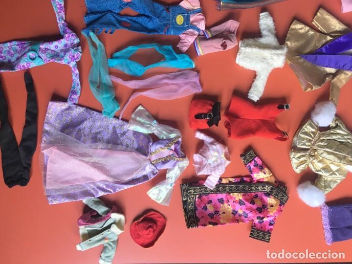 Barbie y Ken: LOTE ROPA - VESTIDOS ACCESORIOS DE MUÑECA - MUCHO DE BARBIE - ¿NANCY? - VER FOTOS ADICIONALES - Foto 13 - 200776872