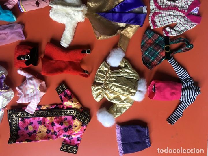 Barbie y Ken: LOTE ROPA - VESTIDOS ACCESORIOS DE MUÑECA - MUCHO DE BARBIE - ¿NANCY? - VER FOTOS ADICIONALES - Foto 14 - 200776872