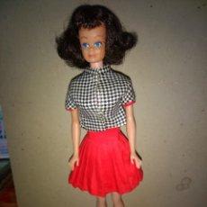 Barbie y Ken: BARBIE MIDGE AÑO 1962 TODO ORIGINAL ROPA Y MUÑECA. Lote 201153880