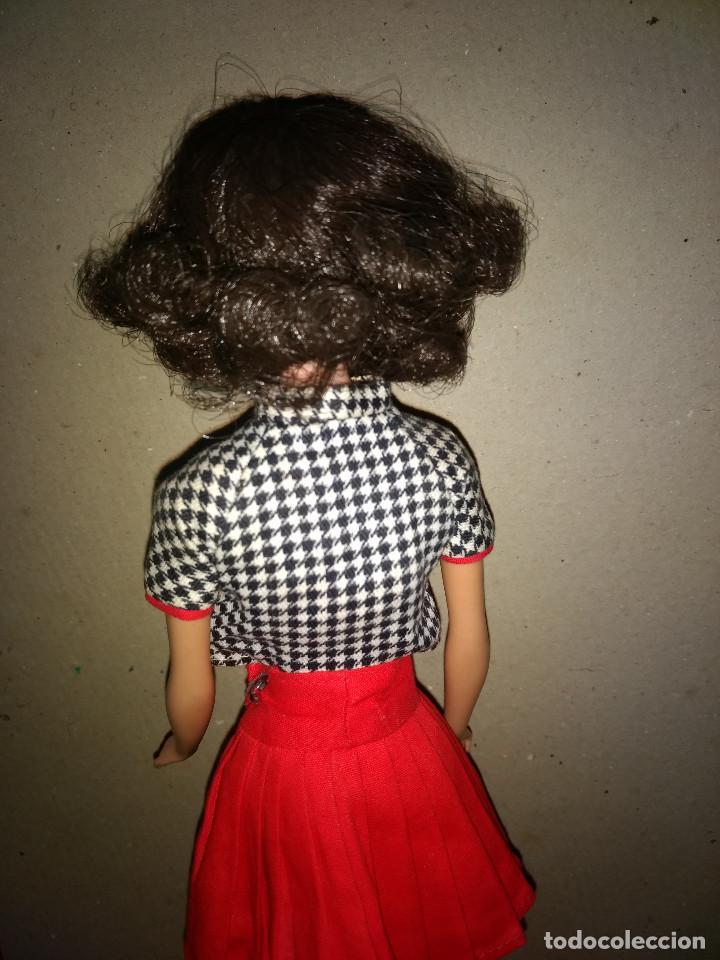 Barbie y Ken: BARBIE MIDGE AÑO 1962 TODO ORIGINAL ROPA Y MUÑECA - Foto 3 - 201153880