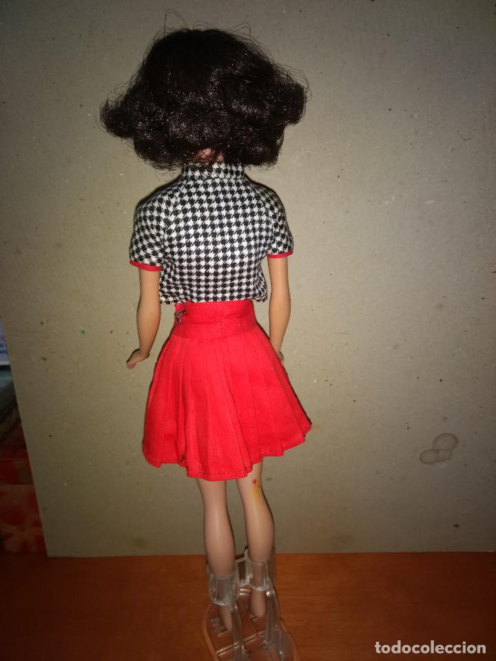 Barbie y Ken: BARBIE MIDGE AÑO 1962 TODO ORIGINAL ROPA Y MUÑECA - Foto 4 - 201153880