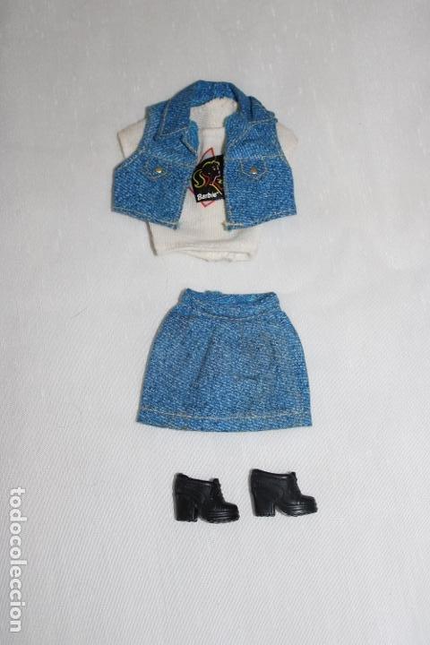 ROPA BARBIE COOL SHOPPIN (Juguetes - Muñeca Extranjera Moderna - Barbie y Ken - Vestidos y Accesorios)