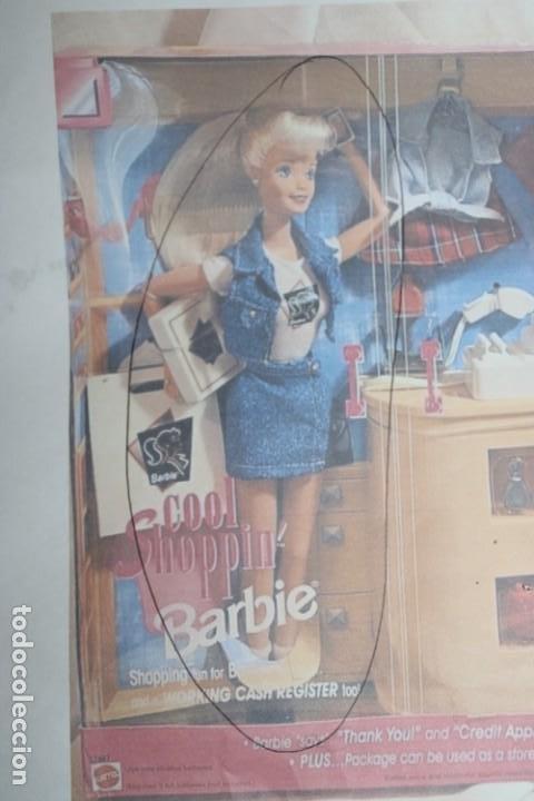 Barbie y Ken: Ropa Barbie cool Shoppin - Foto 2 - 202016197