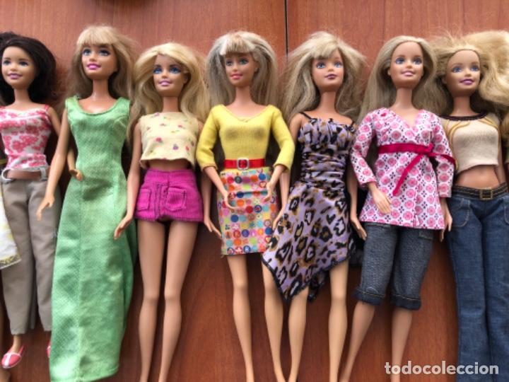 Barbie y Ken: Lote de muñecas Barbie y muñeco Ken - Foto 6 - 202650881