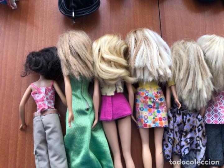 Barbie y Ken: Lote de muñecas Barbie y muñeco Ken - Foto 13 - 202650881
