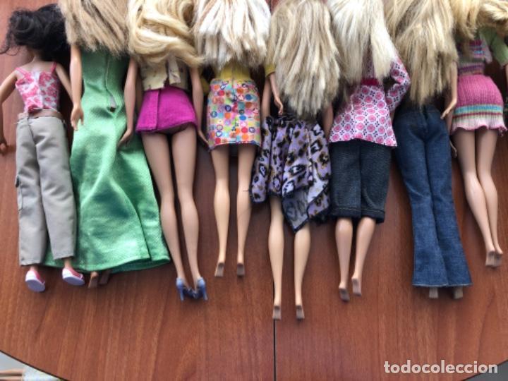 Barbie y Ken: Lote de muñecas Barbie y muñeco Ken - Foto 15 - 202650881