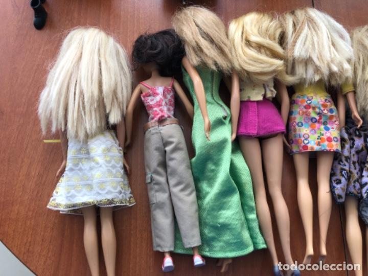 Barbie y Ken: Lote de muñecas Barbie y muñeco Ken - Foto 16 - 202650881