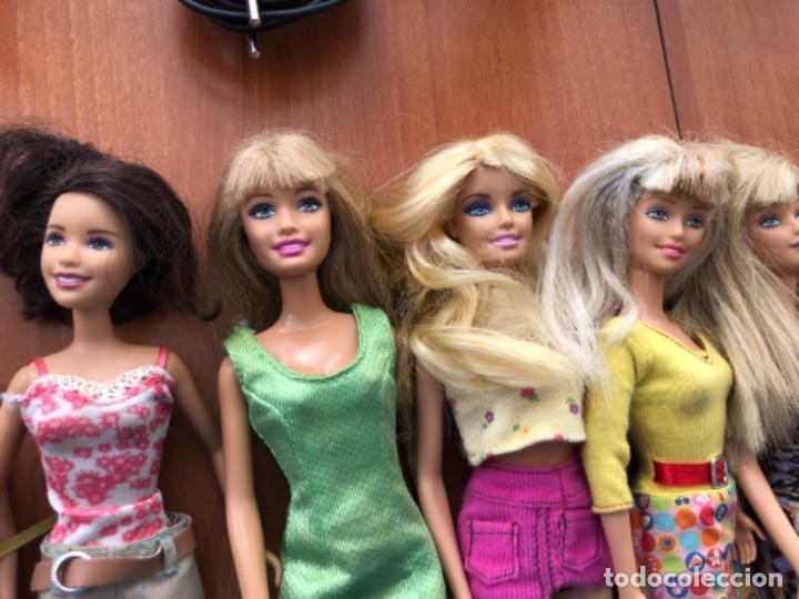 Barbie y Ken: Lote de muñecas Barbie y muñeco Ken - Foto 20 - 202650881