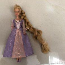 Barbie y Ken: MINI BARBIE DE RAPUNZEL. Lote 202651218